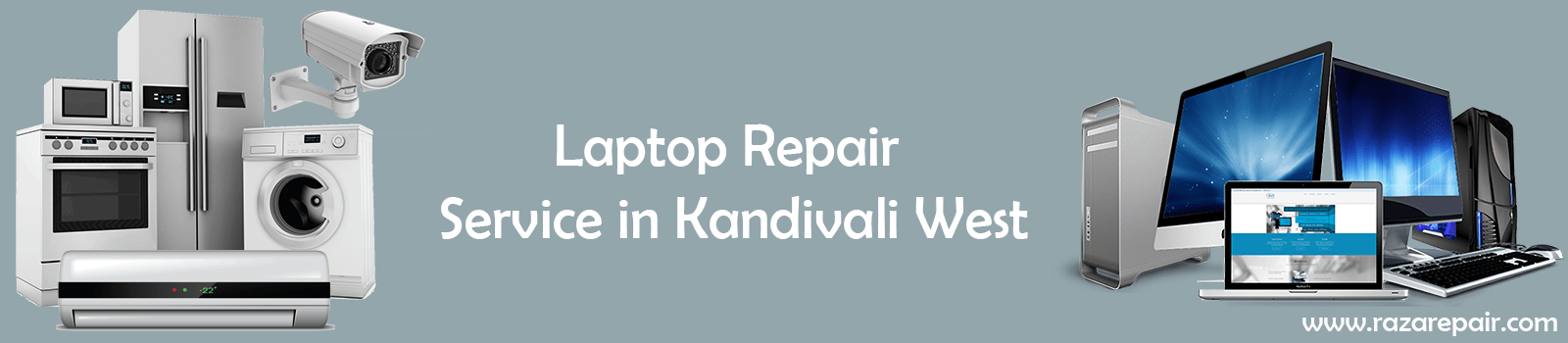 Laptop Repair Service in Kandivali West | Call Now 8655112626