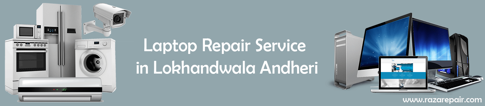 Laptop Repair Service in Lokhandwala Andheri | Call Now 8655112626