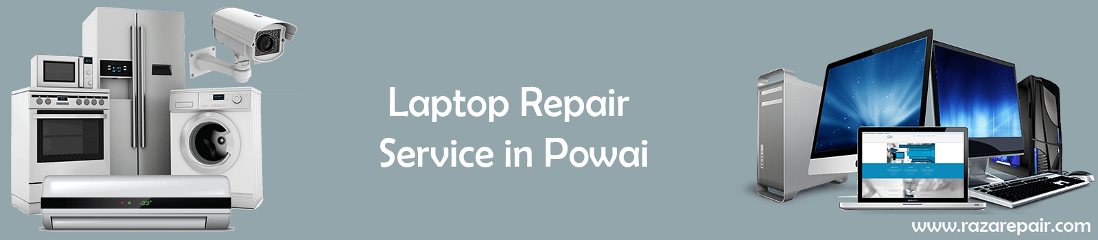 Laptop Repair Service in Powai | Call Now 8655112626