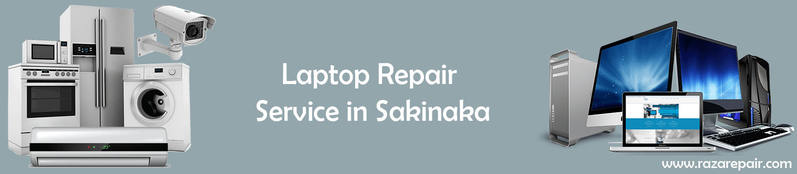 Laptop Repair Service in Sakinaka | Call Now 8655112626